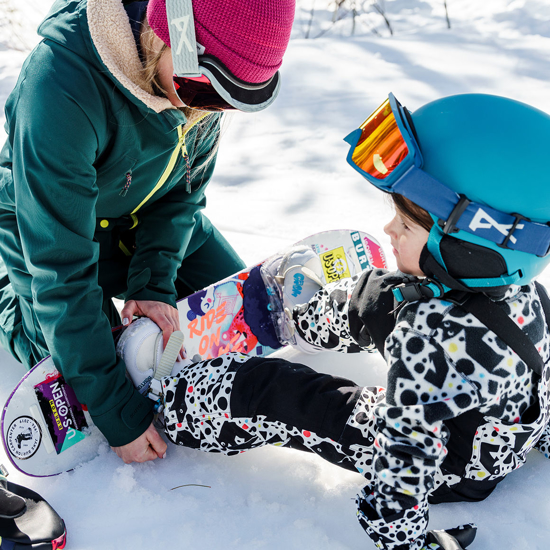 Picture for category Kids Snowboard Equipment