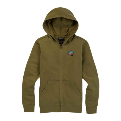 PULOVER B KID RETRO MTN ZH MARTINI OLIVE L