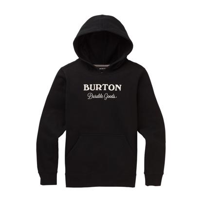 BURTON DURABLE GOODS HO KID TRUE BLK M
