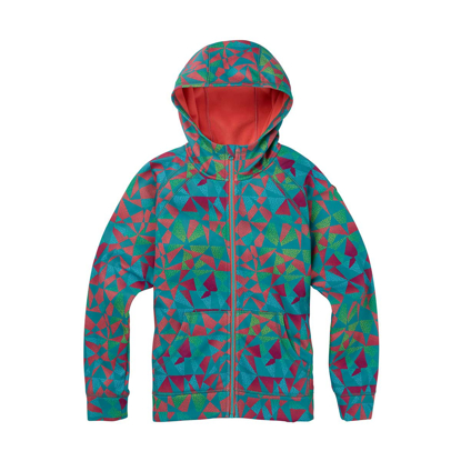 PULOVER B KID CROWN BND ZH GREEN/BLUE MORSE GEO L