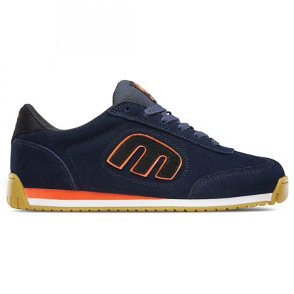 SP COP ETN LO-CUT II LS NAVY/BLK/ORANGE 10