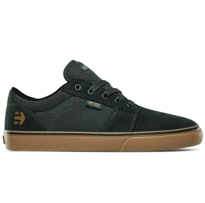 SP COP ETN BARGE LS GREEN/GUM 10