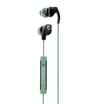 SLUSALKE SCDY METHOD IN-EAR W/MIC BLK/MINT/SWIRL