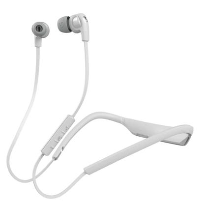 SKULL CANDY STIM ON-EAR W/TAP TECH WHT/WHT/CH