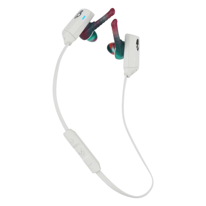 SKULL CANDY XTFREE WIRELESS IN-EAR W SWIRL/COOLGRAY/CHARCOAL