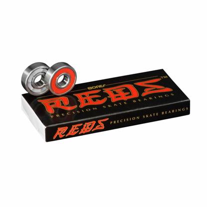 BONES REDS BEARINGS 8PK BB ABEC5