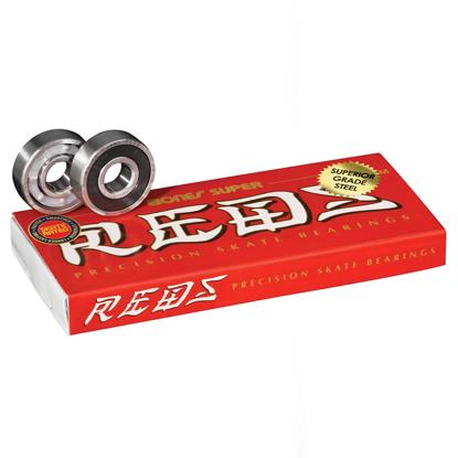 BONES SUPER REDS BB