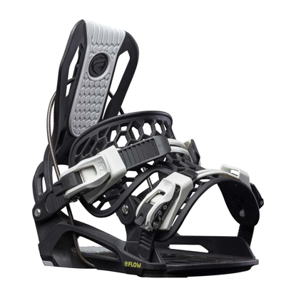 FLOW MICRON YOUTH BLACK S
