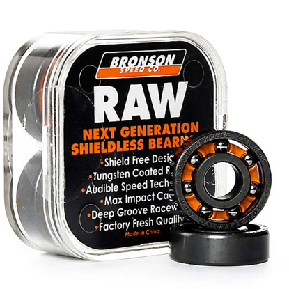 BRONSON SPEED CO. RAW BRONSON BB