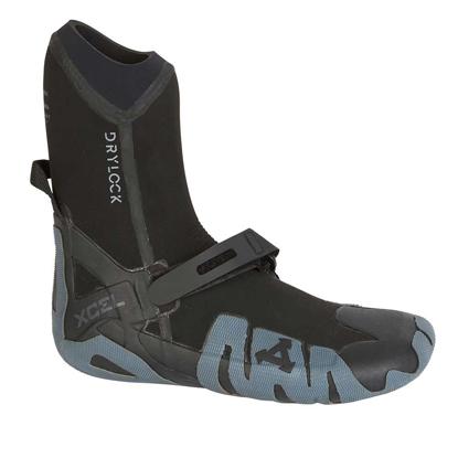 XCEL DRYLOCK 3MM ROUND TOE BOOT BLACK 8