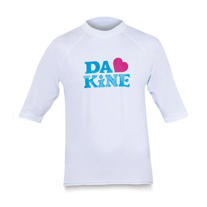 DAKINE GIRLS HEART WHITE 8