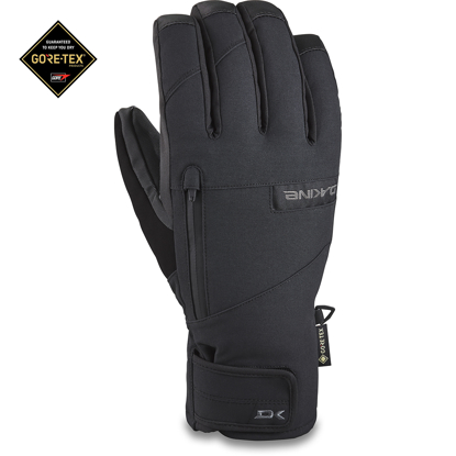 ROKAVICE DK 21 TITAN GORE-TEX SHORT GLOVE BLACK L