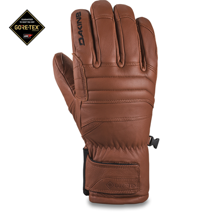 ROKAVICE DK 21 KODIAK GORE-TEX GLOVE RED EARTH L