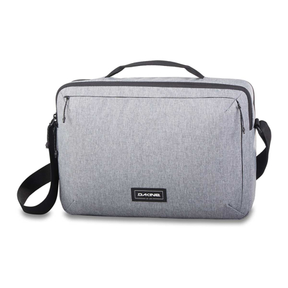 TORBA DK CONCOURSE MESSENGER 15L GREYSCALE