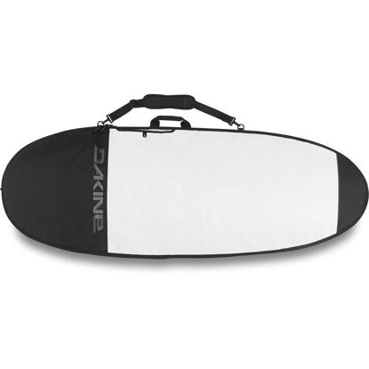 "DAKINE DAYLIGHT SURFBOARD BAG HYBRID 5'4"" WHITE 5'4"""