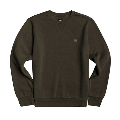 PULOVER EMT CORNELL CLASSIC CR ARMY M