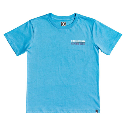MAJICA DC KID SUMMER TOUR S/S BONNIE BLUE 10/S