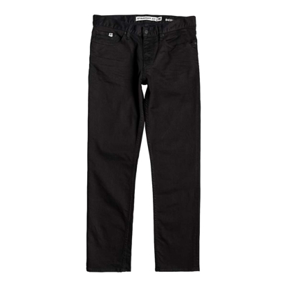 HLACE DC WORKER STRAIGHT BLK RINSE 30X32