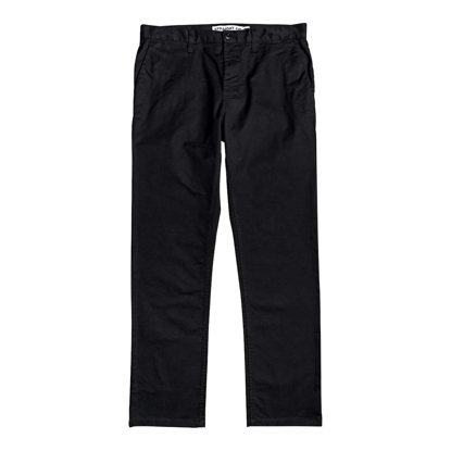 HLACE DC WORKER STRAIGHT BLK 30