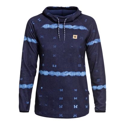 DC SALEM HO DARK BLUE MUD CLOTH B S