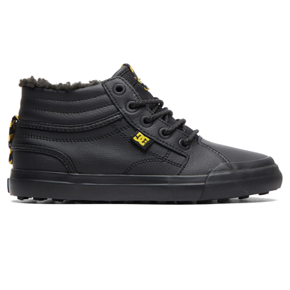 SP COP DC KID EVAN HI WNT BLK/BLK/YELLOW 11K