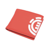 ELEMENT DAILY WALLET FIRE RED UNI