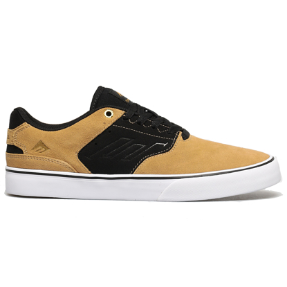EMERICA THE LOW VULC GOLD/BLK 11