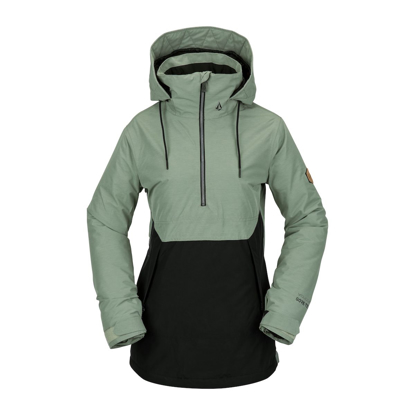VOLCOM FERN INS GORE PULL OVER W DGN S