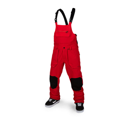 HLACE SNB VOL 21 ROAN BIB OVERALL RED S