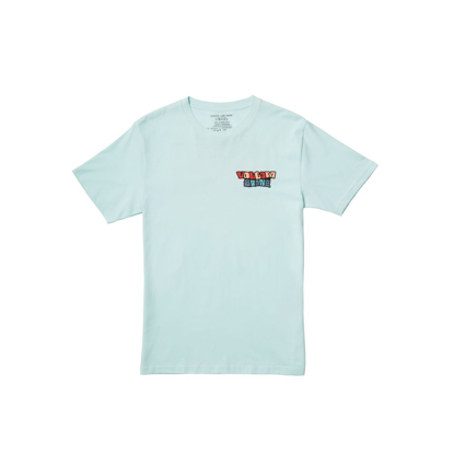 VOLCOM DAY WAVES BSC S/S KID RES M/10