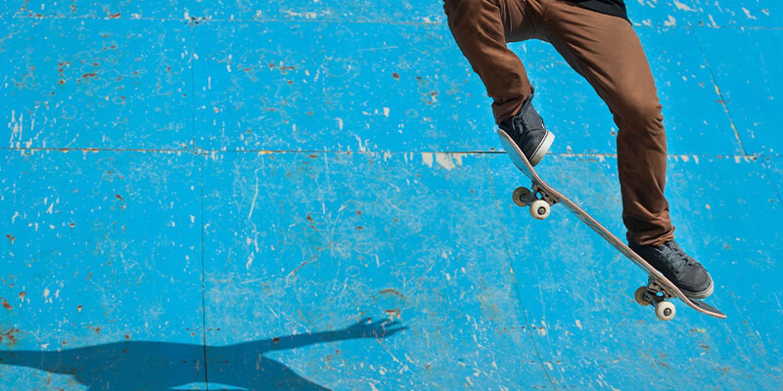 Sestavi svoj prvi skate komplet