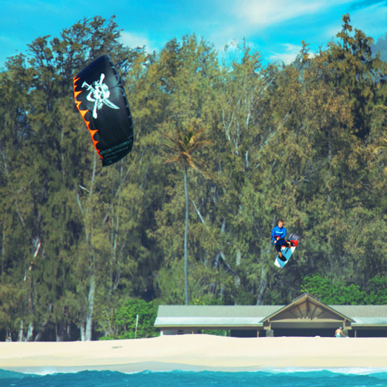 Picture for category Kitesurfing