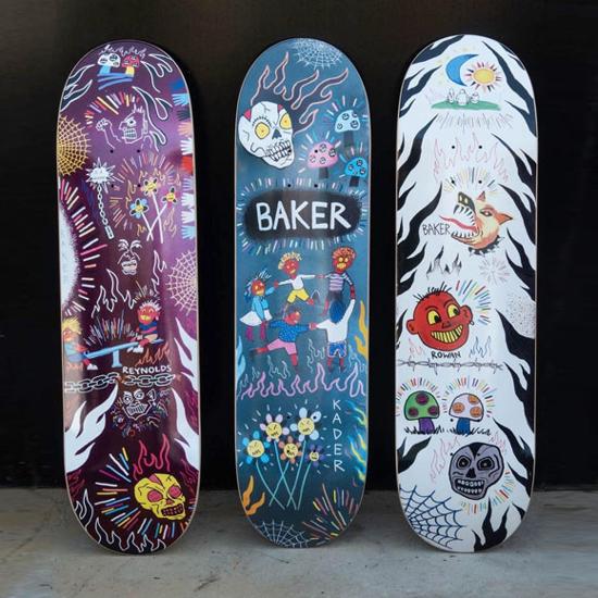 Slika za kategoriju Skateboarding