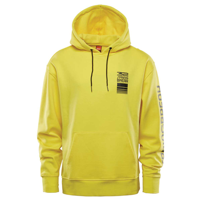 PULOVER 32 SPRING BREAK REPEL HO LIGHT YELLOW S