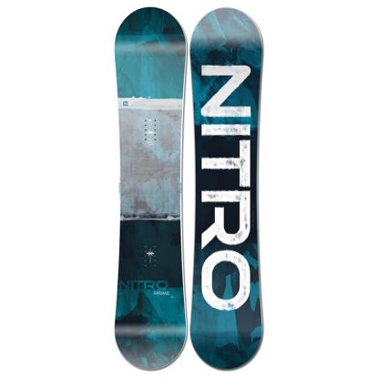SNOWBOARD N 21 PRIME OVERLAY 158