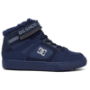 SP COP DC KID PURE HIGH-TOP WNT EV NAVY/GREY 11K
