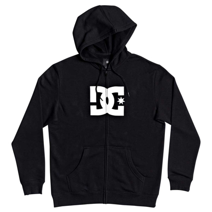 PULOVER DC STAR ZH BLK S