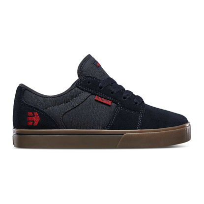 SP COP ETN KID  BARGE LS NAVY/GUM 12K