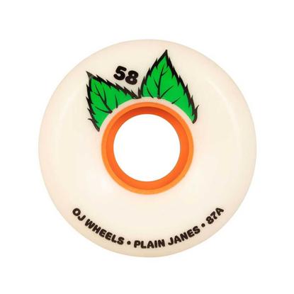 OJ PLAIN JANE KEYFRAME 58MM 87A ASSORTED 58