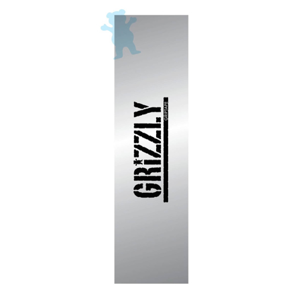 GRIZZLY GRIPTAPE CLEAR STAMP CLEAR