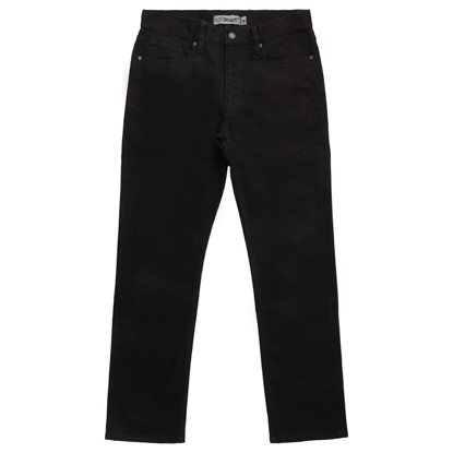 HLACE DC WORKER STRAIGHT SBR BLK RINSE 30X32