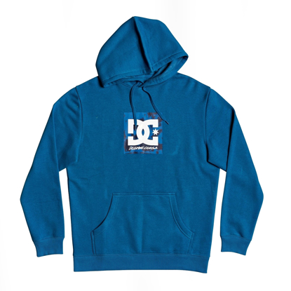 PULOVER DC DOUBLE DOWN HO BLUE SAPPHIRE S