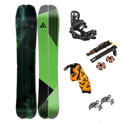 SPLITBOARD SET N 21/22 DOPPLEGANGER 160