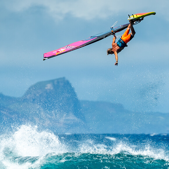 Picture for category Windsurfing