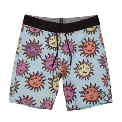 VOLCOM OZZY TRUNK KID AETHER BLUE 22