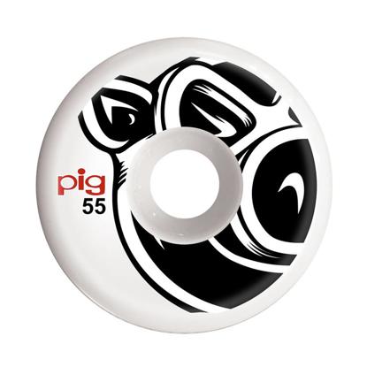 PIG WHEELS PIG HEAD C-LINE 55 NATURAL 55MM