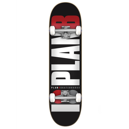 """PLAN B TEAM 8.0"""" COMPLETE ASSORTED 8.0""""X31.85"""""""