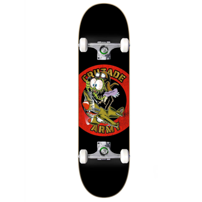 """CRUZADE SKATEBOARDS CZD ARMY AIRCRAFT 8.125"""" COMPLETE ASSORTED 8.125""""X31.85"""""""