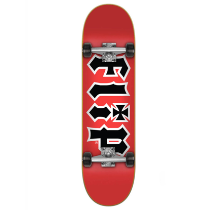 """FLIP HKD RED 8.25"""" COMPLETE ASSORTED 8.25""""X31.85"""""""