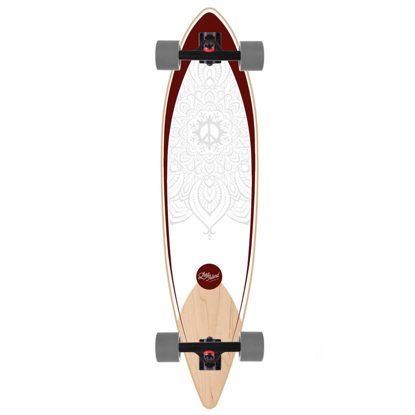 """LONG ISLAND DHARMA 38"""" PINTAIL COMPLETE ASSORTED 38""""X9.5"""""""